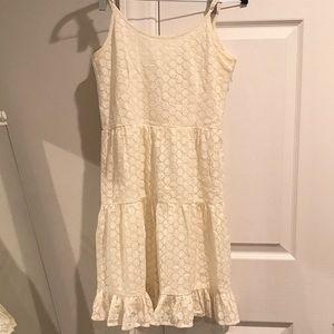 deLiA summer flower lace dress